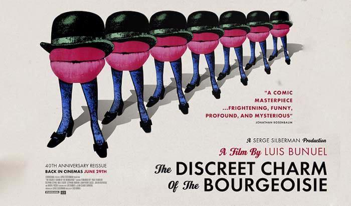 1 - نقد فیلم The Discreet Charm of the Bourgeoisie (جذابیت پنهان بورژوازی)