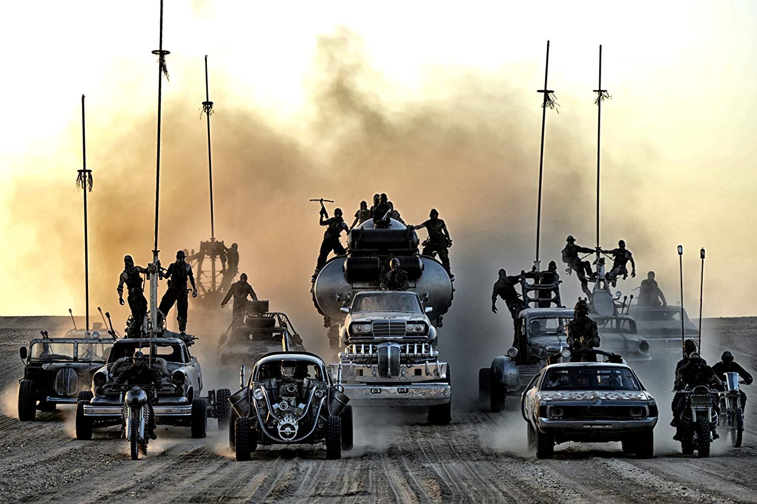 11111111111 2 - 5 فیلم برتر ژانر اکشن تعقیب و گریز با خودرو