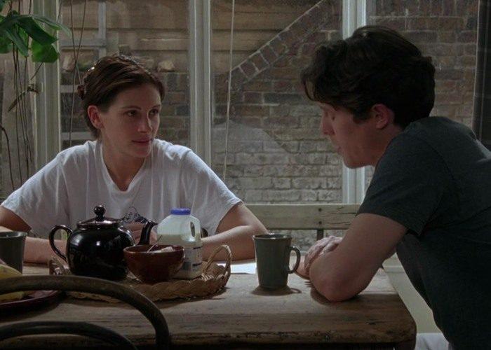 34 notting hill 700x500 - بهترین فیلم های عاشقانه تاریخ سینما | 50 فیلم برتر