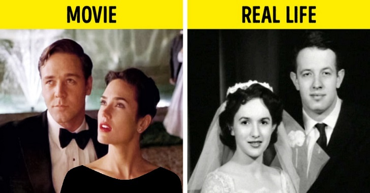 7 1560842669 - 10 فیلم عاشقانه ای که بر اساس واقعیت ساخته شدند
