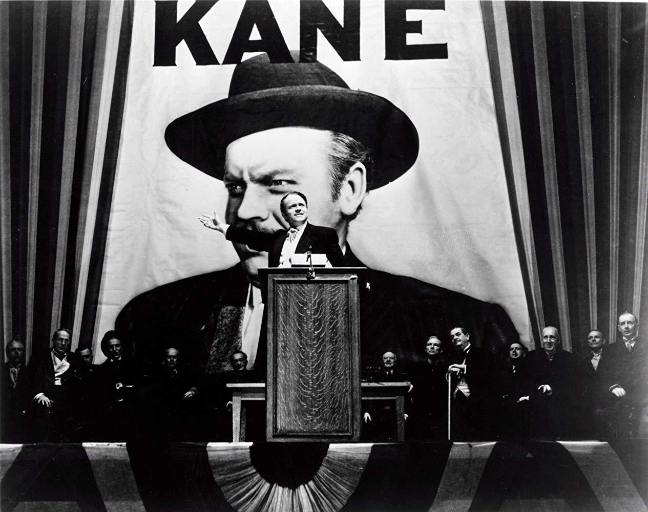 CITIZEN KANE - 10 فیلم برتر سیاه و سفید کلاسیک تاریخ سینما