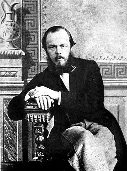 Dostoevskij 1863 - مروری بر آثار و زندگی داستایوفسکی