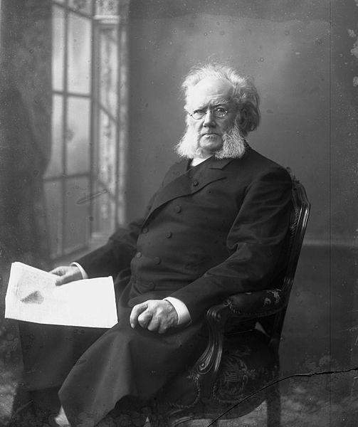 Henrik Ibsen NFB.55576 - بررسی روانکانهی ایبسن و آثار او
