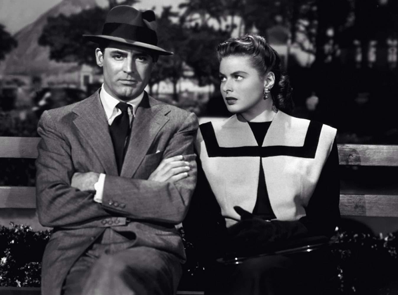 Notorious 1946ertyert - 10 فیلم برتر و شاهکار آلفرد هیچکاک بر اساس امتیاز IMDb