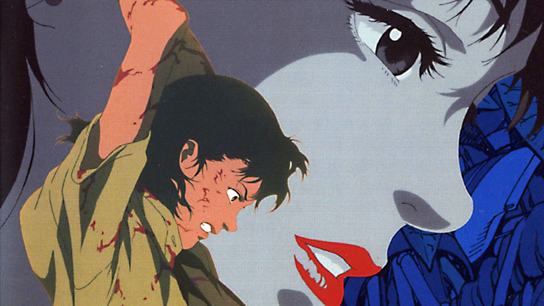 PERFECT BLUE jklj - 10 فیلم ترسناک ژاپنی که نباید به تنهایی نگاه کنید!