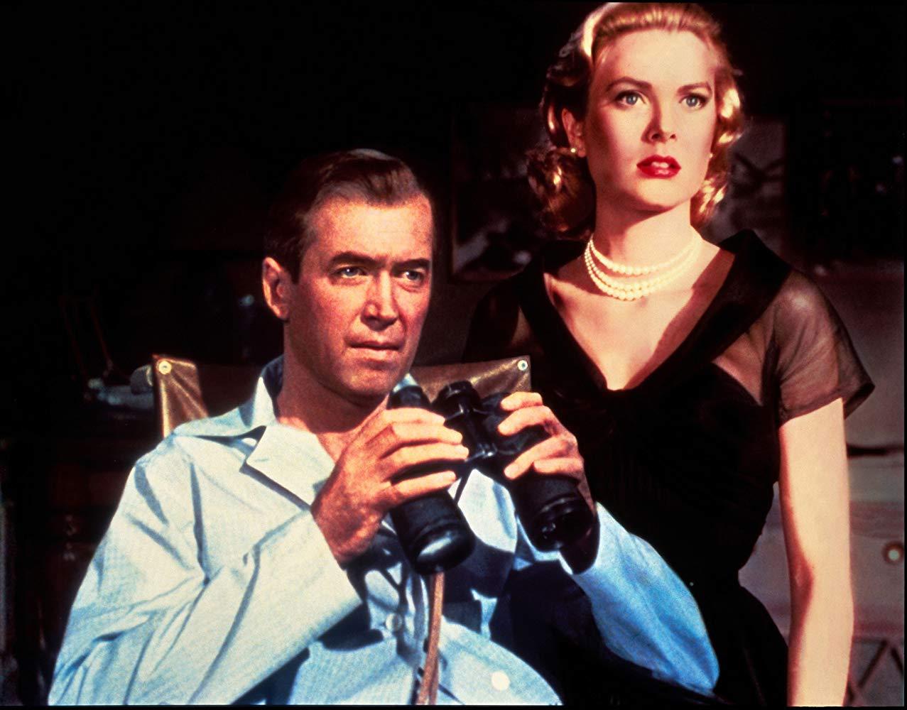 Rear Window 1954sdf - 10 فیلم برتر و شاهکار آلفرد هیچکاک بر اساس امتیاز IMDb