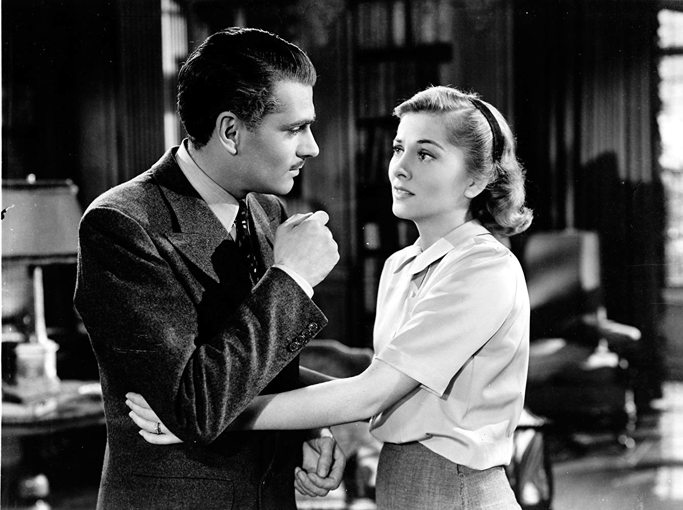 Rebecca 1940 - 10 فیلم برتر و شاهکار آلفرد هیچکاک بر اساس امتیاز IMDb