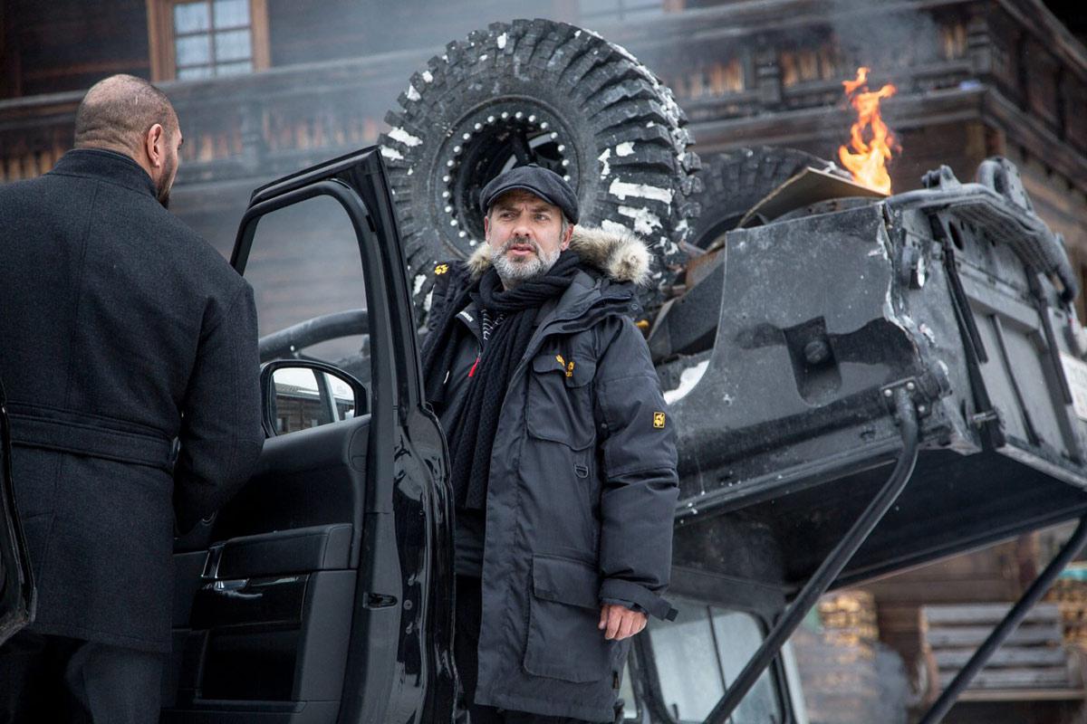 Sam Mendes Spectre - سم مندز: فضای تولید فیلم های جیمز باند سالم نیست