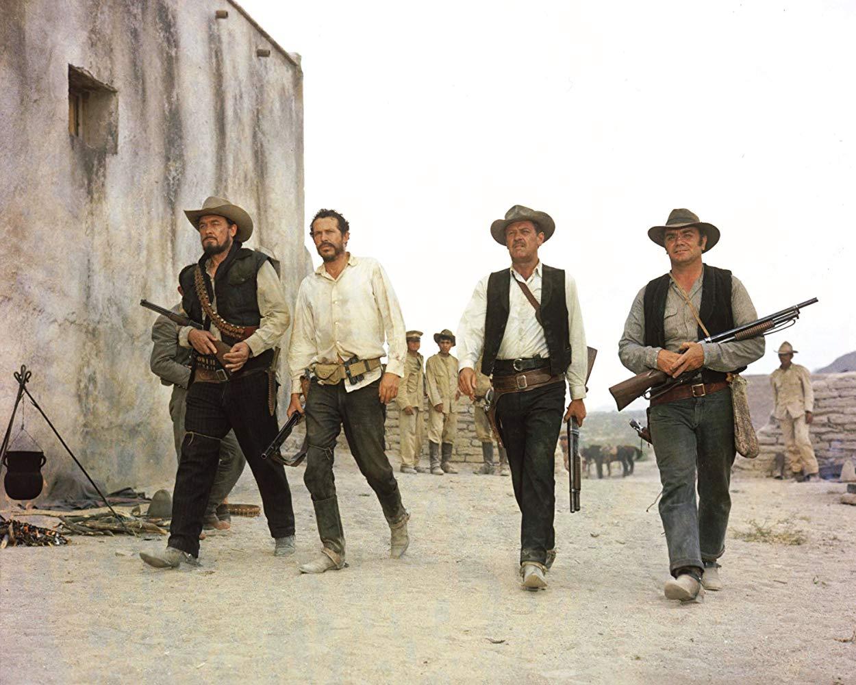 THE WILD BUNCHwerter - 10 فیلم برتر وسترن که کمتر مورد توجه قرار گرفتهاند
