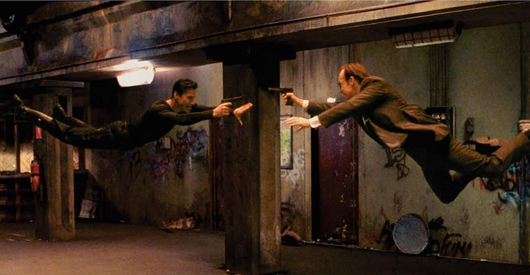 The Matrixbbb - 10 فیلم رزمی برتر تاریخ سینما – قسمت دوم