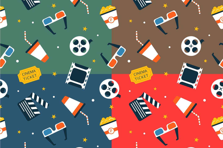 cinema vector 9 - راهنمای انتخاب نام فیلم (نامگذاری فیلم)