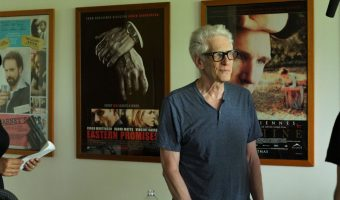 david cronenberg 340x200 - دیوید کراننبرگ: فیلم های ابرقهرمانی بیش از اندازه بچگانه اند