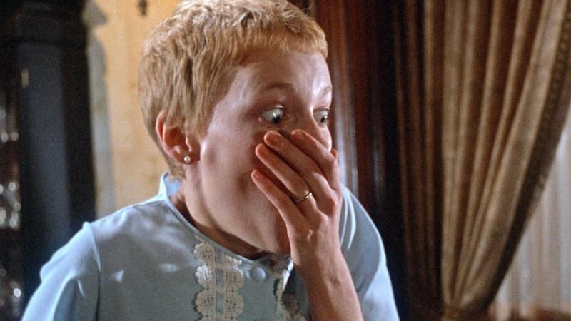 rosemarys baby - بهترین فیلم های ترسناک تاریخ سینما