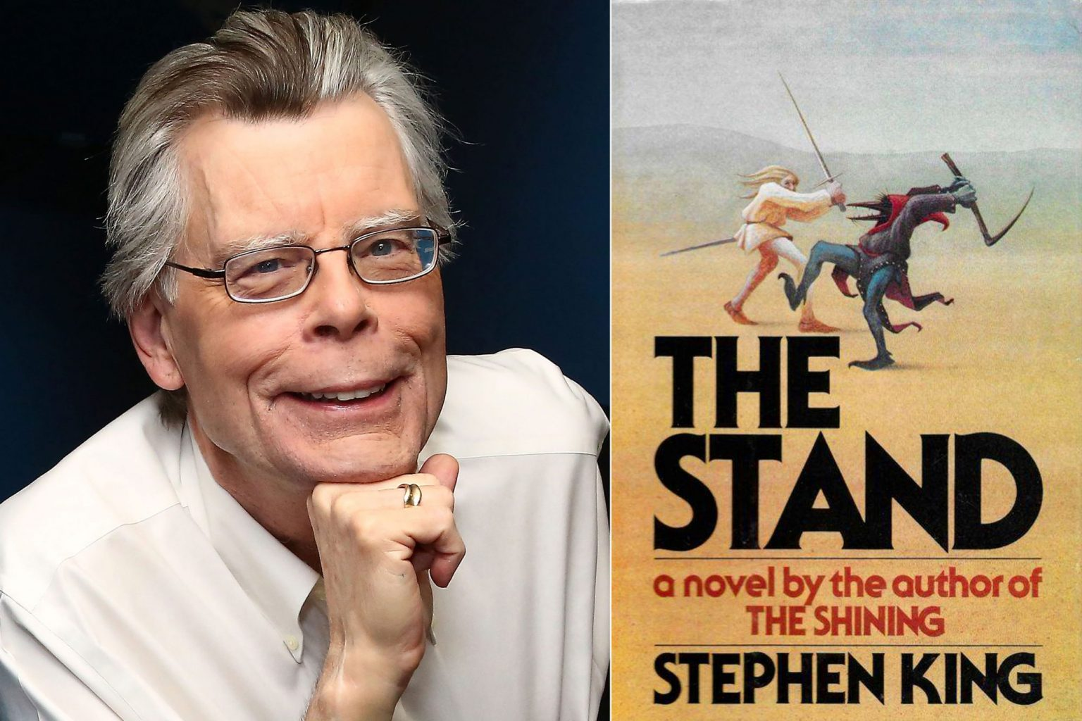 stephen king the stand 1536x1024 1 - واکنش استیون کینگ به مقایسه کرونا ویروس و داستان The Stand