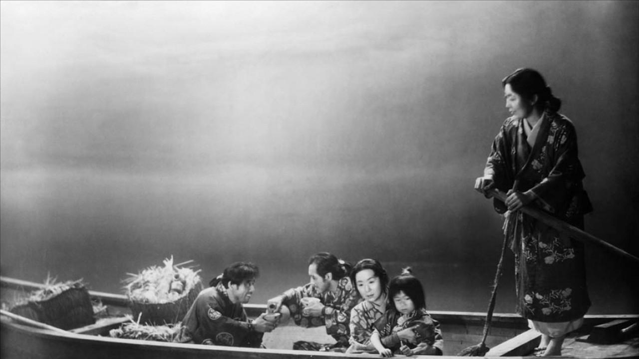 ugetsu - نقد فیلم Ugetsu محصول 1953