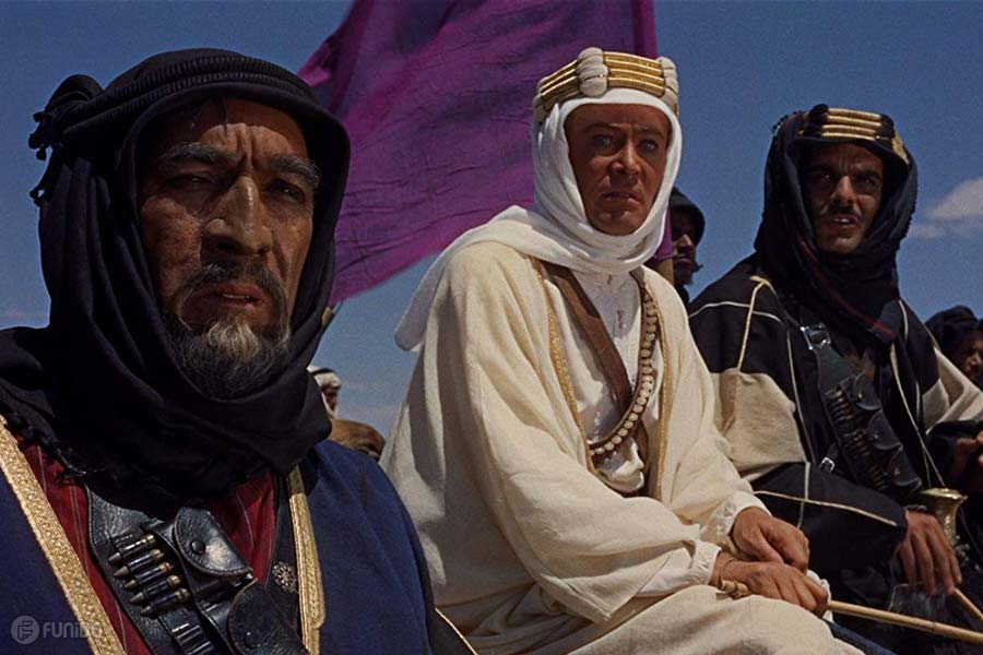 lawrence of arabia 8 - نقد فیلم Lawrence of Arabia (لورنس عربستان)