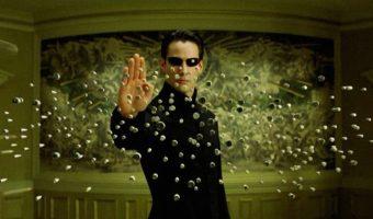 matrix neo stops bullets wallpaper 1024x539 340x200 - لانا واچوفسکی صحنه های اکشن Matrix 4 را خودش کارگردانی میکند