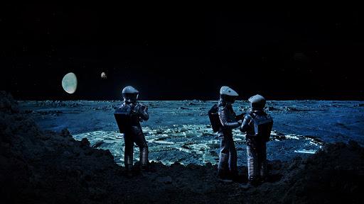 2001 A Space Odyssey 7 - نقد فیلم 2001: A Space Odyssey (2001: ادیسه فضایی) استنلی کوبریک