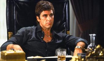 Al Pacino Scarface 340x200 - لوکا گوادانینو بازسازی Scarface را با فیلمنامه برادران کوئن کارگردانی میکند