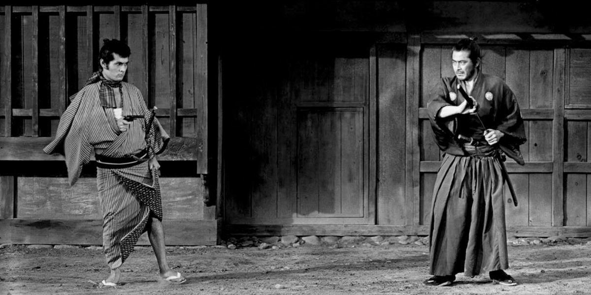 5b60a510041ca.image  - نقد فیلم Yojimbo (یوجیمبو) - چهرهی زمخت قهرمان