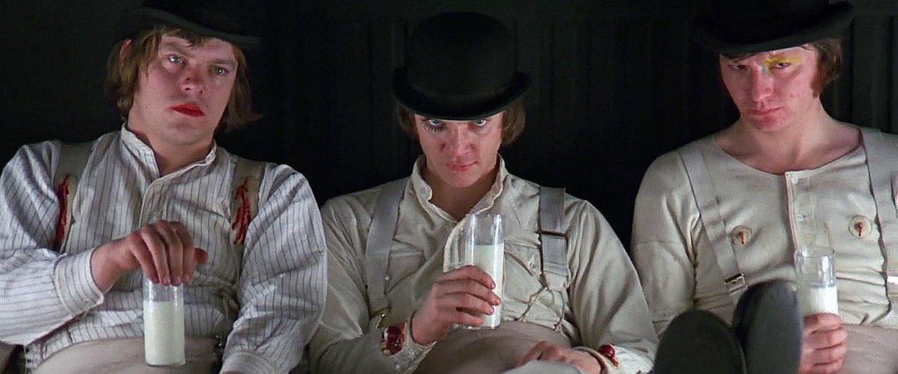 A Clockwork Orange 4 - نقد فیلم A Clockwork Orange (پرتقال کوکی) استنلی کوبریک