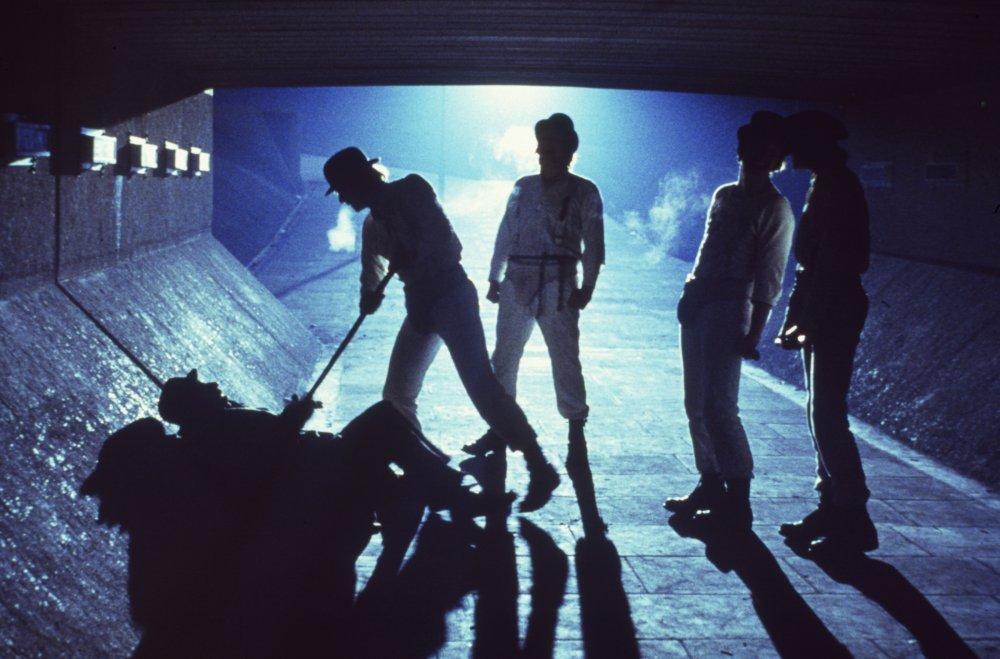 A Clockwork Orange 9 - نقد فیلم A Clockwork Orange (پرتقال کوکی) استنلی کوبریک