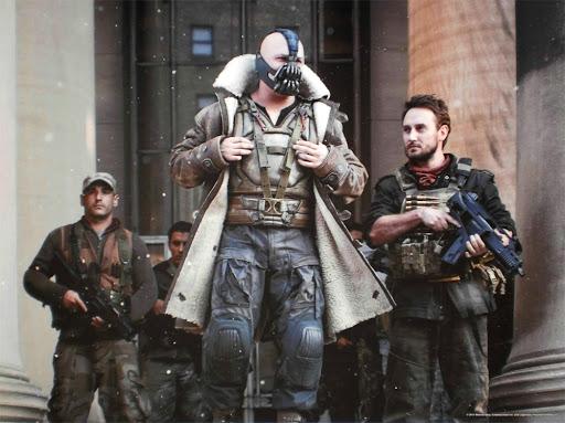 The Dark Knight Rises 11 - نقد فیلم The Dark Knight Rises (شوالیه تاریکی برمی خیزد) | پس از غروب