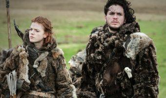 Ygritte and Jon Bear and Maiden Fair 340x200 - زوج های هالیوودی که حین بازی در فیلم به یکدیگر علاقمند شدند